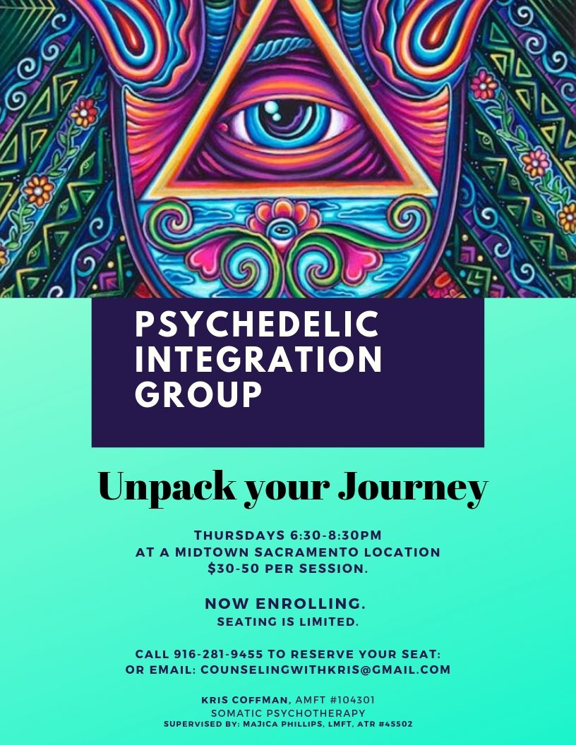 Sacramento Psychedelic Integration Group