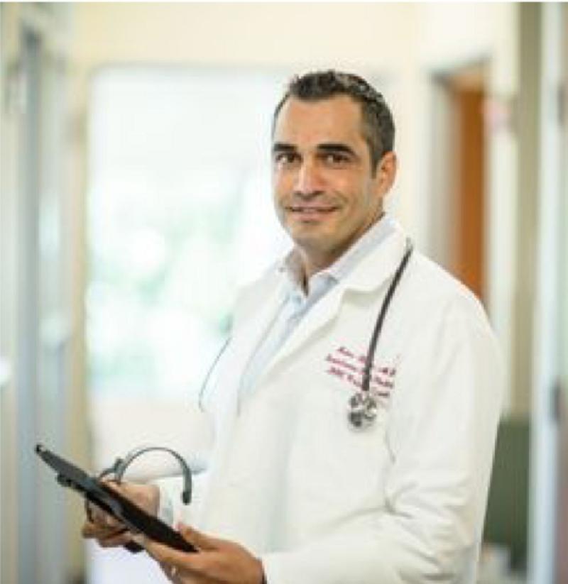 Ruben Kalra, MD