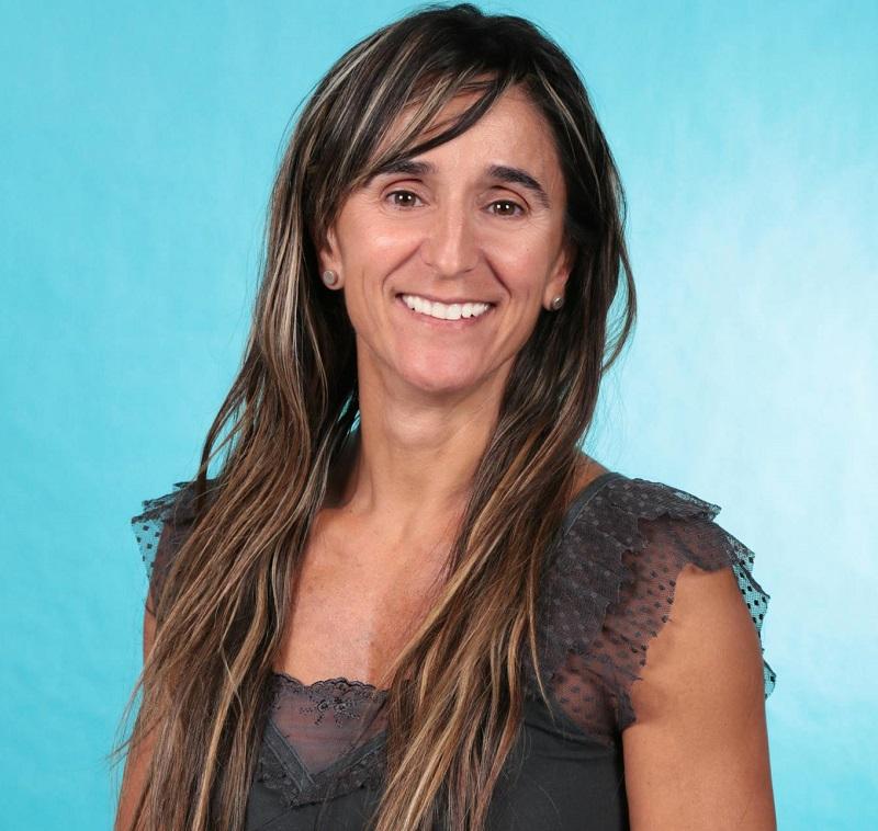 Maria-Paula Almiron, C.Psychol, F.Psychol